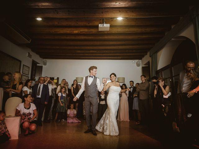 Il matrimonio di Mathias e Angela a Sant'Ambrogio di Valpolicella, Verona 108