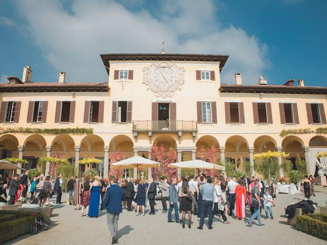 Il matrimonio di Marco e Federica a Monza, Monza e Brianza 15