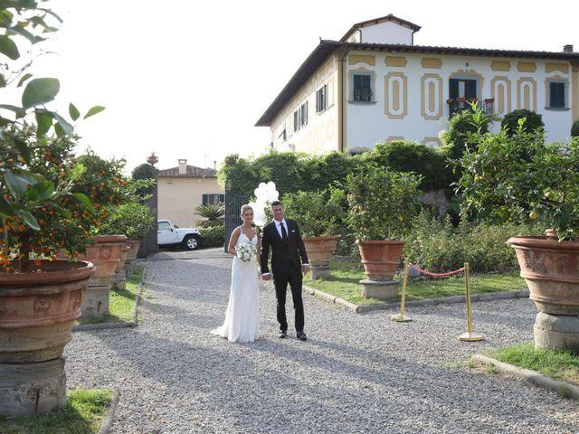 Il matrimonio di Edoardo e Giuditta a Prato, Prato 31