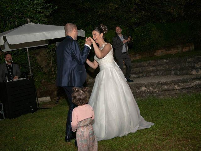 Il matrimonio di Alberto e Valentina  a Signa, Firenze 1