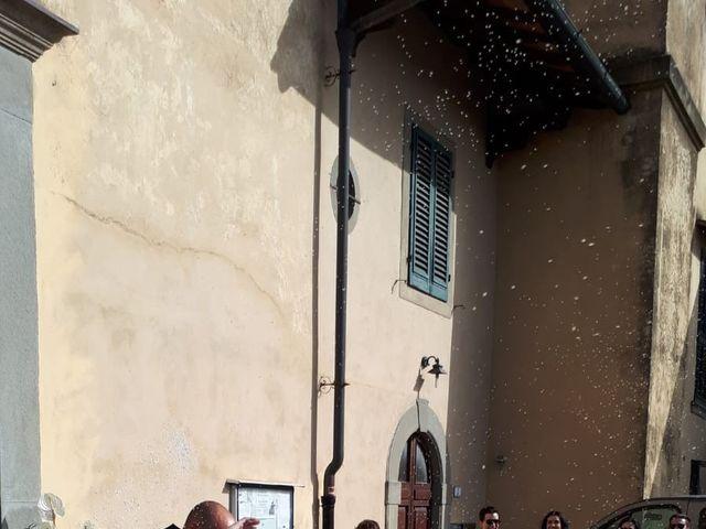 Il matrimonio di Alberto e Valentina  a Signa, Firenze 5