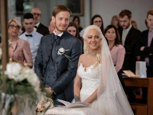 Il matrimonio di Paolo e Simona a Vicenza, Vicenza 18