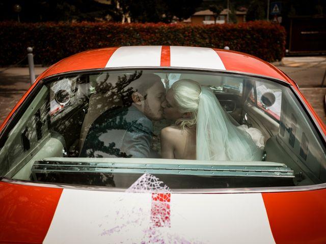 Il matrimonio di Paolo e Simona a Vicenza, Vicenza 25