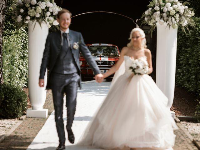 Il matrimonio di Paolo e Simona a Vicenza, Vicenza 40