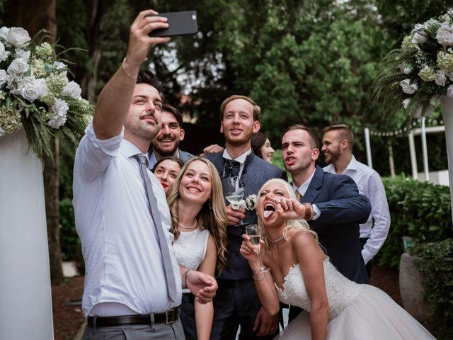 Il matrimonio di Paolo e Simona a Vicenza, Vicenza 43