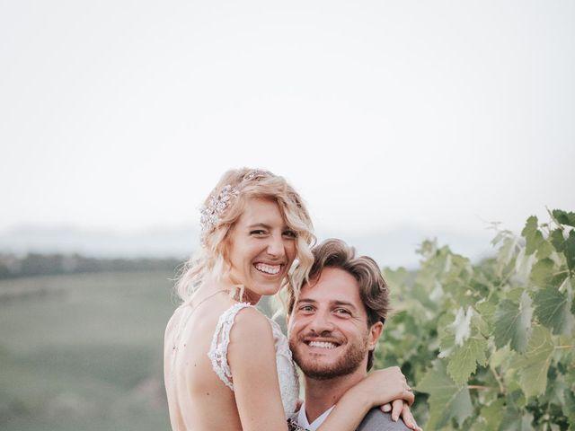 Il matrimonio di Andrea  e Chiara a Terricciola, Pisa 5