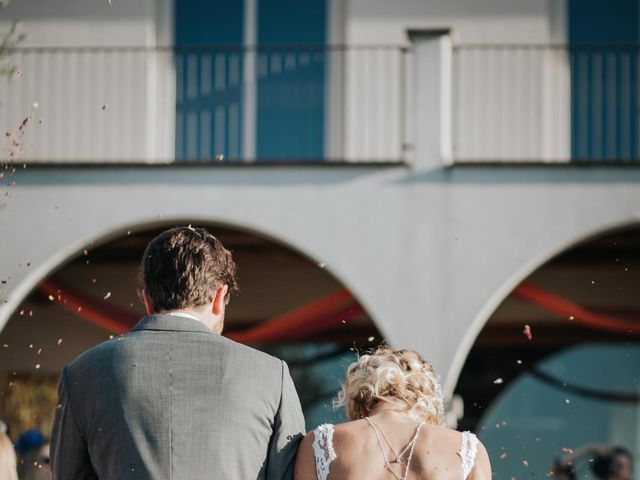 Il matrimonio di Andrea  e Chiara a Terricciola, Pisa 6