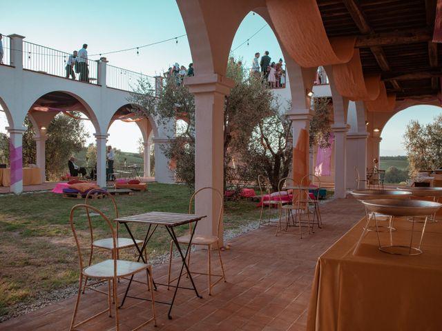 Il matrimonio di Andrea  e Chiara a Terricciola, Pisa 7