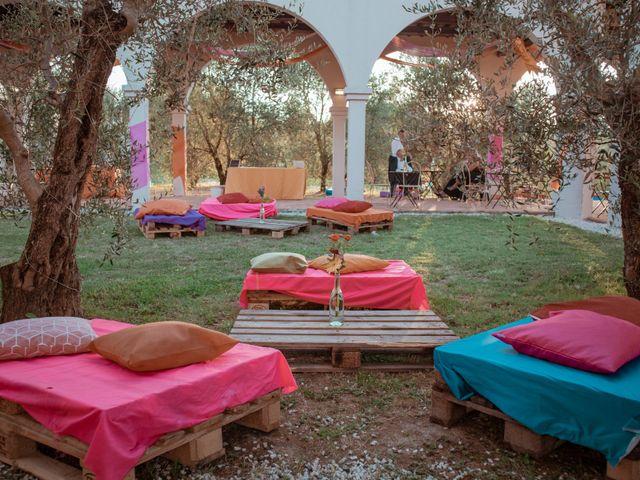 Il matrimonio di Andrea  e Chiara a Terricciola, Pisa 8