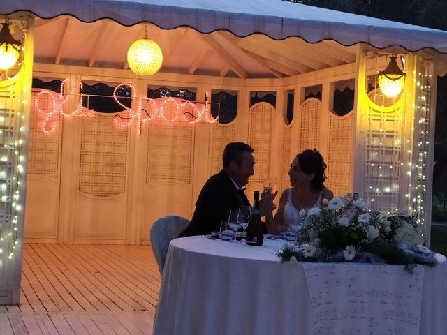 Le nozze di Elisa e Claudio