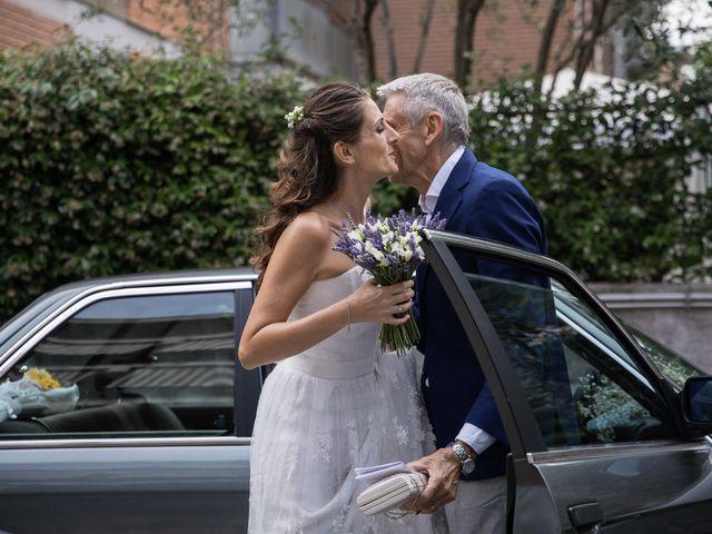 Il matrimonio di Marco e Nicoletta a Roma, Roma 18