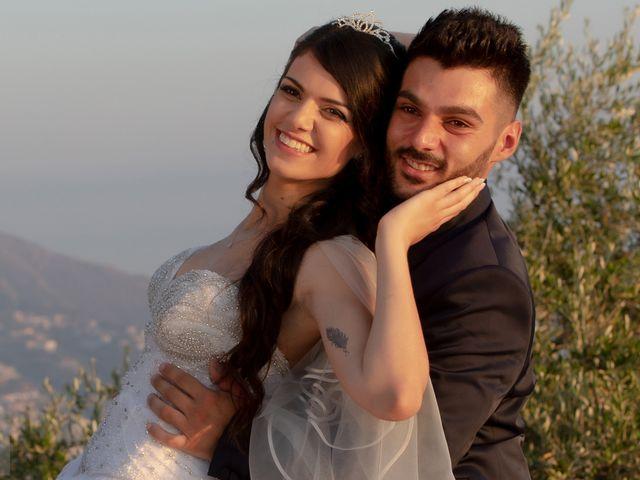 Le nozze di Miriana e Rosario