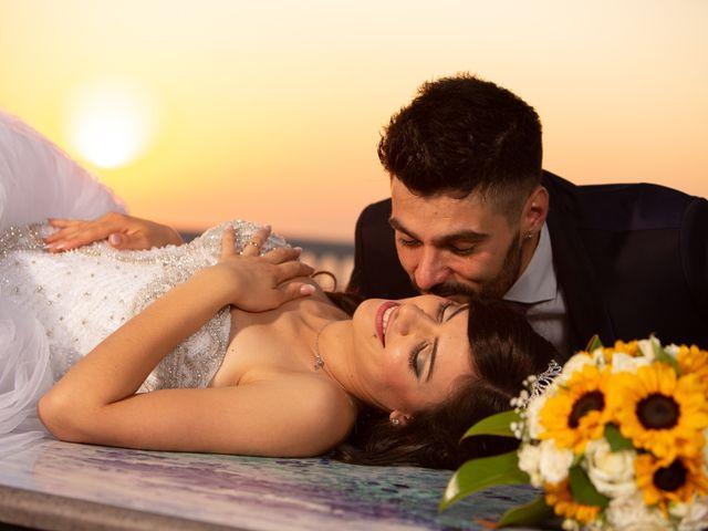 Il matrimonio di Rosario e Miriana a Piraino, Messina 8
