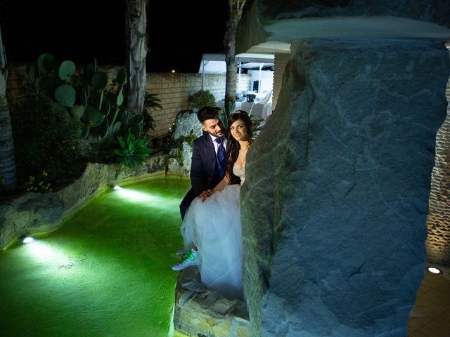 Il matrimonio di Rosario e Miriana a Piraino, Messina 9