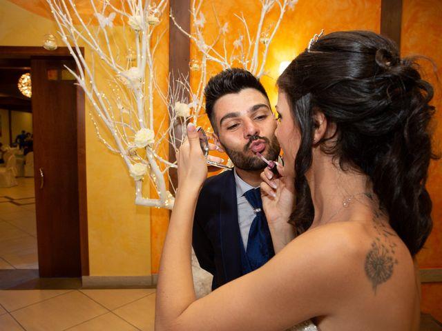Il matrimonio di Rosario e Miriana a Piraino, Messina 11
