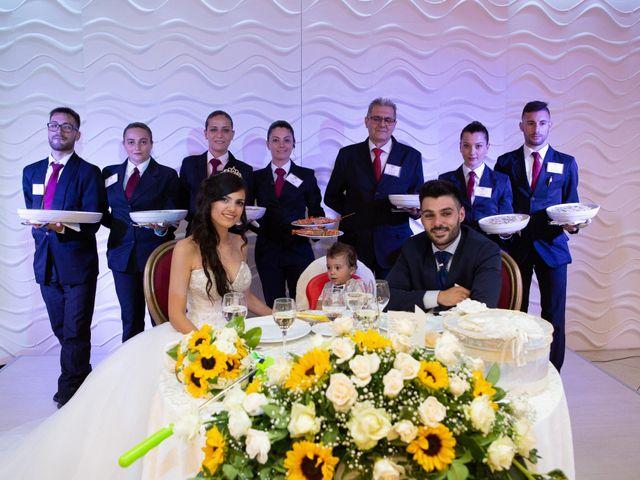 Il matrimonio di Rosario e Miriana a Piraino, Messina 14