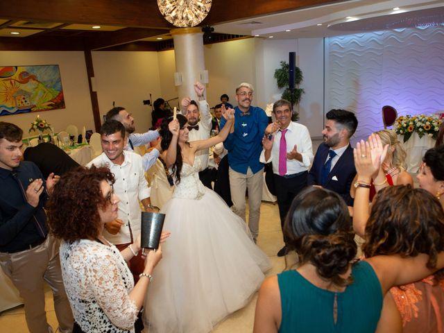 Il matrimonio di Rosario e Miriana a Piraino, Messina 15