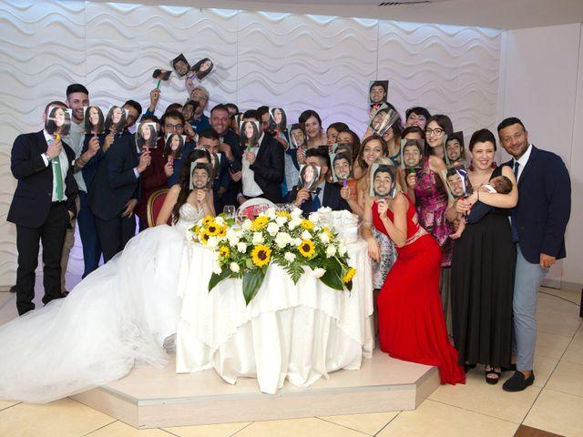 Il matrimonio di Rosario e Miriana a Piraino, Messina 17