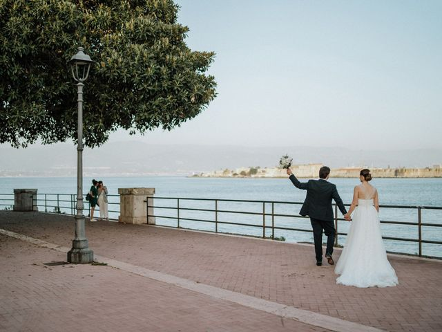 Il matrimonio di Lillo e Mariapia a Messina, Messina 15