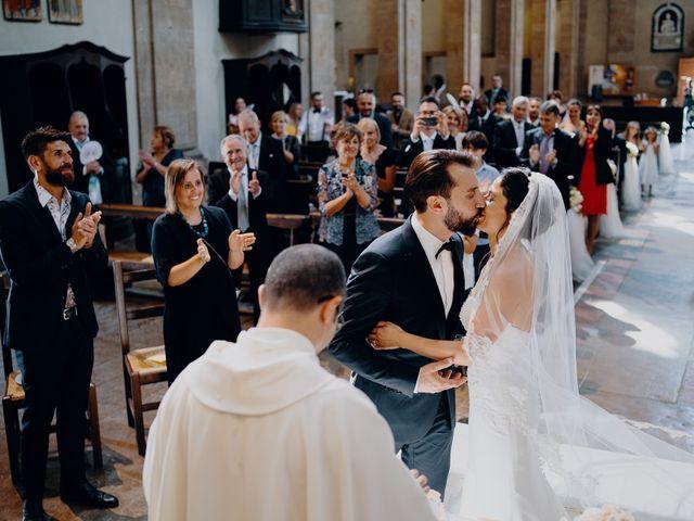 Il matrimonio di Francesco e Lorena a Castelfiorentino, Firenze 21