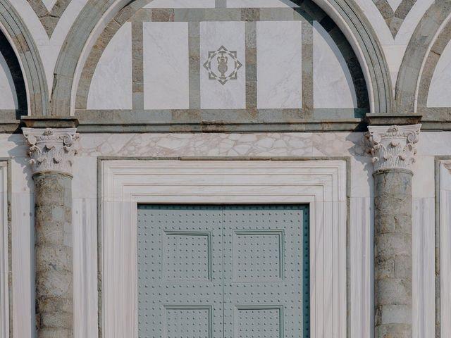 Il matrimonio di Francesco e Lorena a Castelfiorentino, Firenze 24