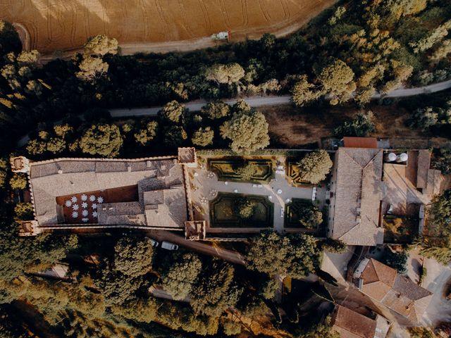 Il matrimonio di Francesco e Lorena a Castelfiorentino, Firenze 2