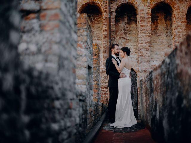 Il matrimonio di Francesco e Lorena a Castelfiorentino, Firenze 30