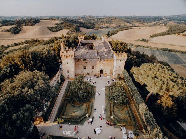 Il matrimonio di Francesco e Lorena a Castelfiorentino, Firenze 31