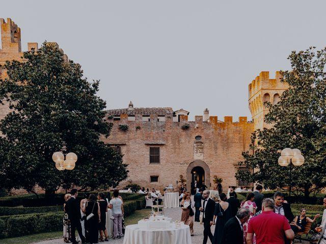 Il matrimonio di Francesco e Lorena a Castelfiorentino, Firenze 32