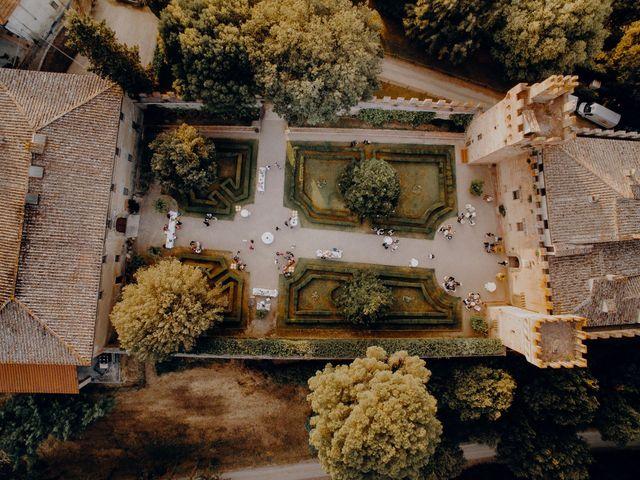 Il matrimonio di Francesco e Lorena a Castelfiorentino, Firenze 33
