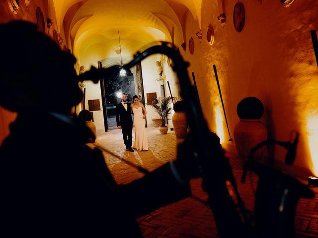 Il matrimonio di Francesco e Lorena a Castelfiorentino, Firenze 35