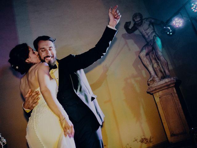 Il matrimonio di Francesco e Lorena a Castelfiorentino, Firenze 38