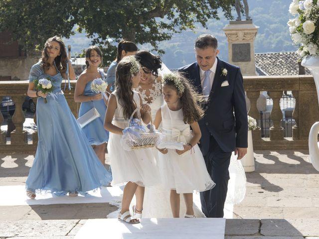 Il matrimonio di Carlo e Simona a Piazza Armerina, Enna 6