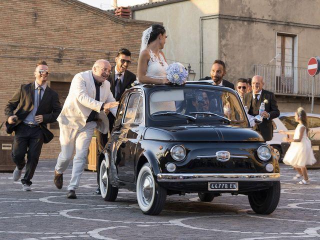 Il matrimonio di Carlo e Simona a Piazza Armerina, Enna 10
