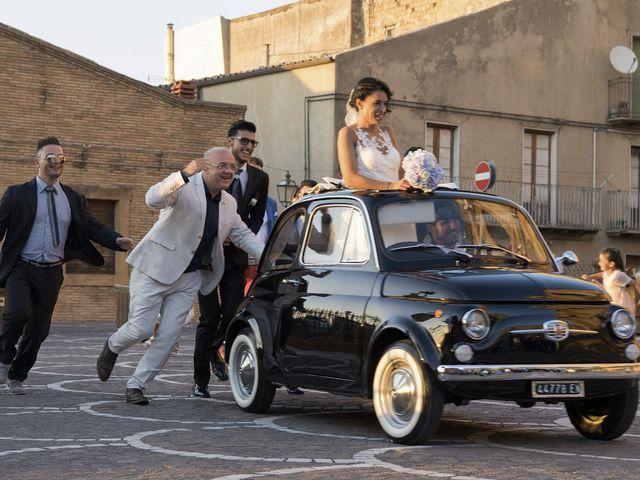 Il matrimonio di Carlo e Simona a Piazza Armerina, Enna 11