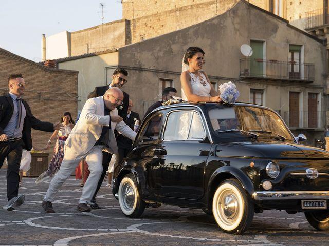 Il matrimonio di Carlo e Simona a Piazza Armerina, Enna 12