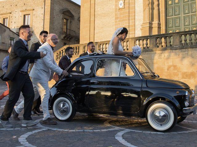 Il matrimonio di Carlo e Simona a Piazza Armerina, Enna 14