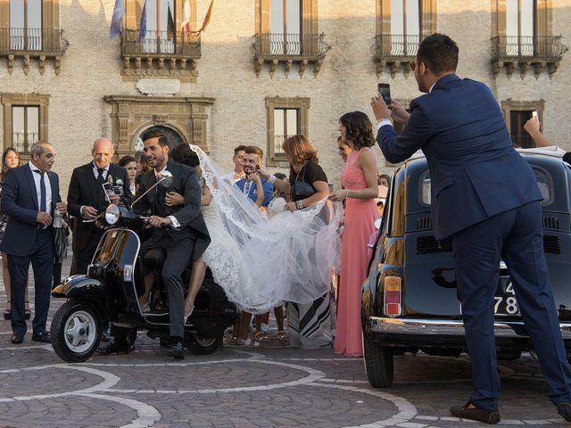Il matrimonio di Carlo e Simona a Piazza Armerina, Enna 16