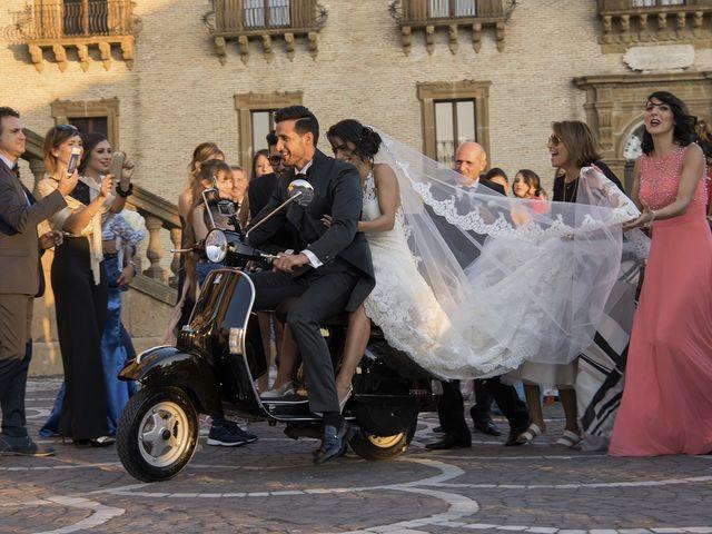 Il matrimonio di Carlo e Simona a Piazza Armerina, Enna 17