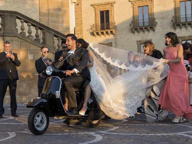 Il matrimonio di Carlo e Simona a Piazza Armerina, Enna 19