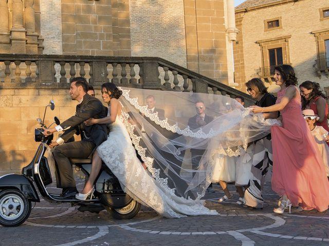 Il matrimonio di Carlo e Simona a Piazza Armerina, Enna 20
