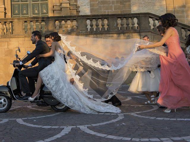 Il matrimonio di Carlo e Simona a Piazza Armerina, Enna 21