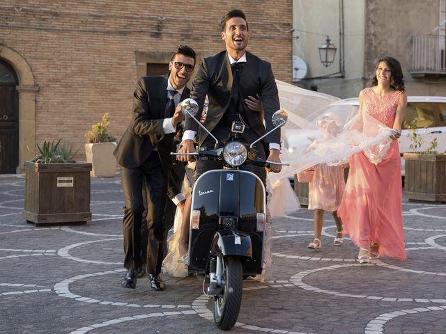 Il matrimonio di Carlo e Simona a Piazza Armerina, Enna 23