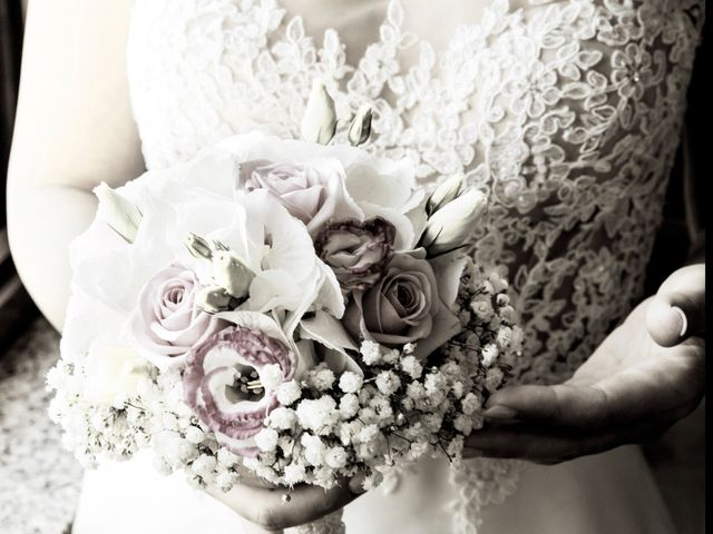 Il matrimonio di Elisa e Luca a Sermoneta, Latina 13