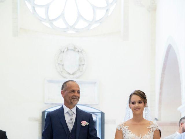 Il matrimonio di Elisa e Luca a Sermoneta, Latina 20