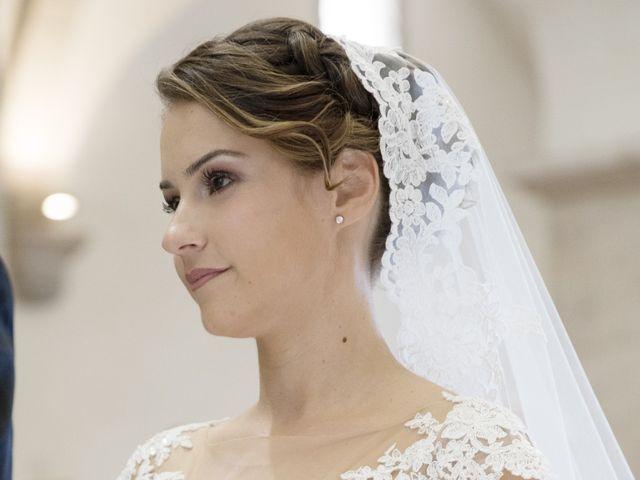 Il matrimonio di Elisa e Luca a Sermoneta, Latina 22