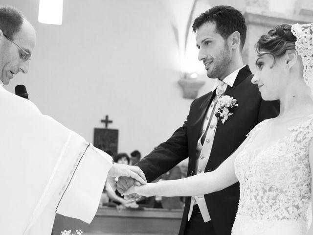Il matrimonio di Elisa e Luca a Sermoneta, Latina 24