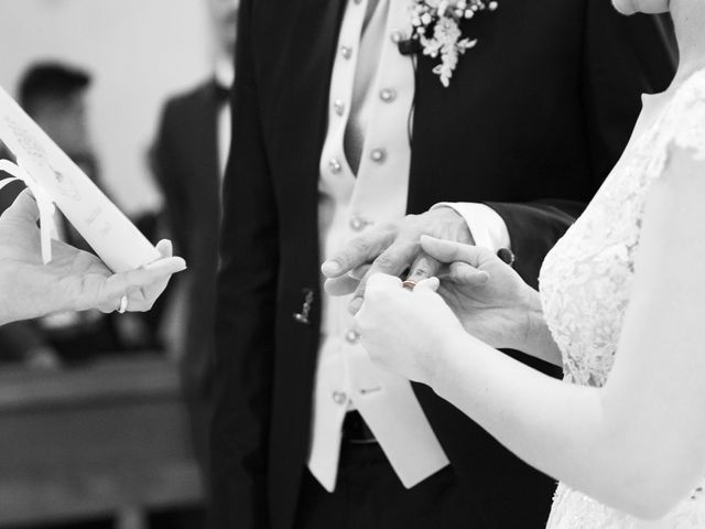 Il matrimonio di Elisa e Luca a Sermoneta, Latina 25