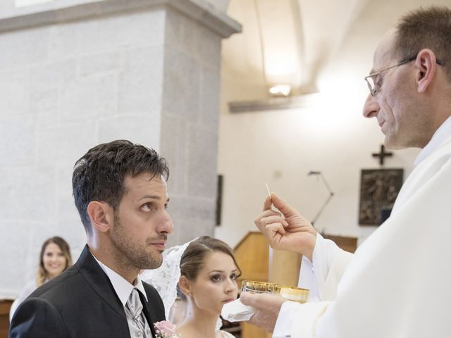 Il matrimonio di Elisa e Luca a Sermoneta, Latina 27