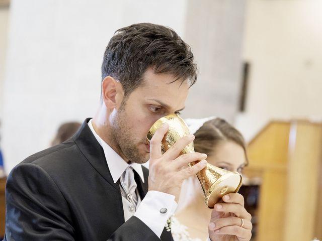 Il matrimonio di Elisa e Luca a Sermoneta, Latina 29